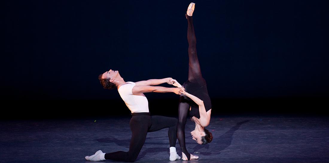 Natalia Magnicaballi in Balanchine's
