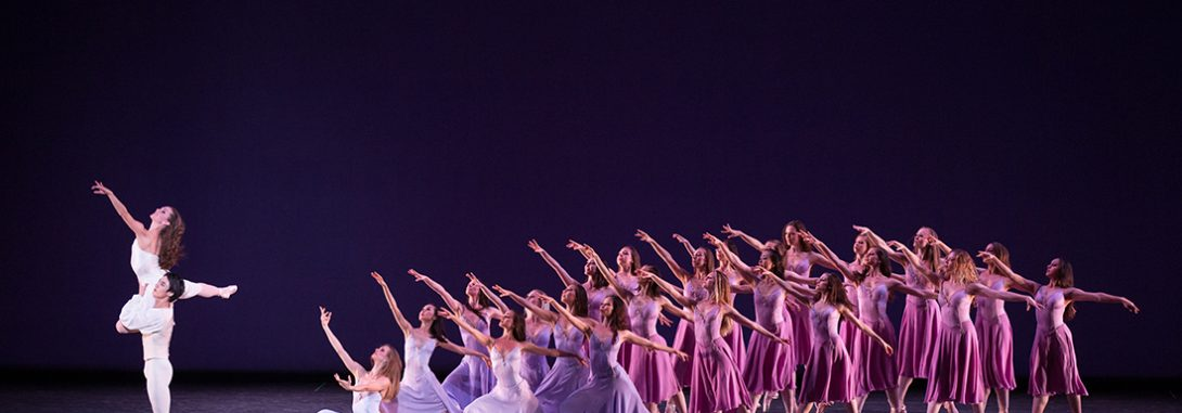 George Balanchine's Walpurgisnacht ballet performed by Ballet Arizona