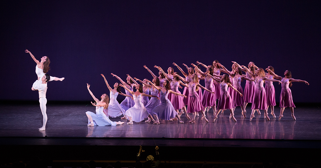 George Balanchine's Walpurgisnacht ballet performed by Ballet Arizona