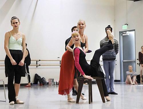 Behind The Scenes of Cinderella with Ib Andersen - Ballet Arizona Blog