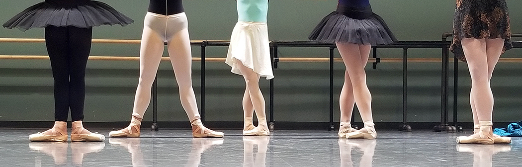 Ballet Arizona 5 Basic Positions