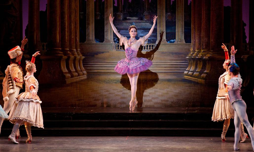 Sleeping Beauty, Lilac Fairy, Ballet Arizona