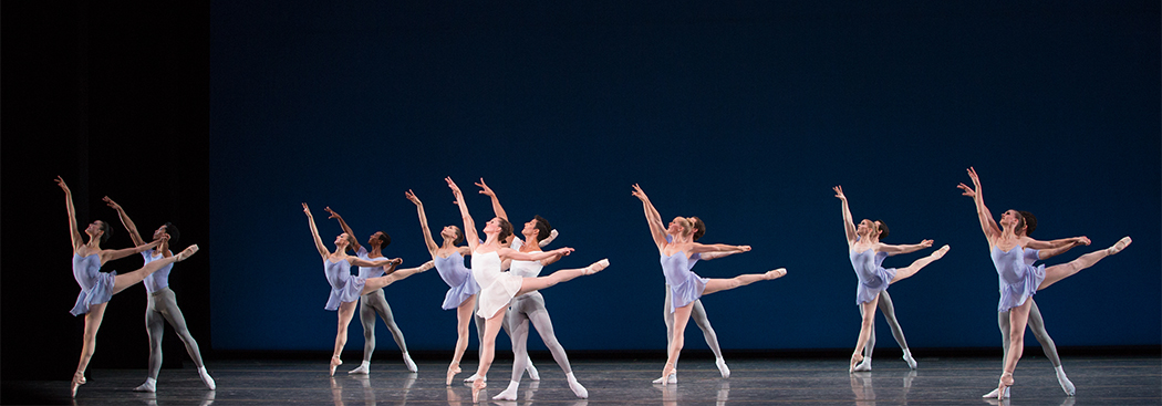 Ballet Arionza, Balanchine, Square Dance