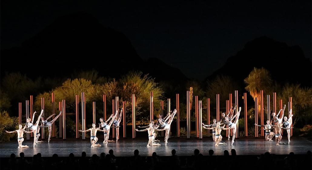 Ballet Arizona, Desert Botanical Garden, Eroica