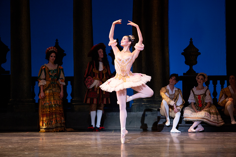 most popular ballet turns