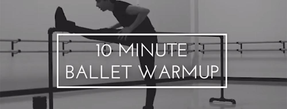 Ballet Warmup