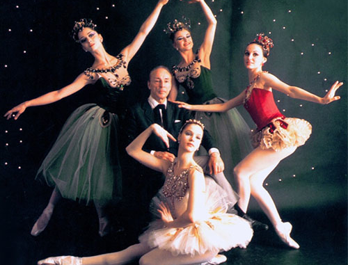 Balanchine, Jewels