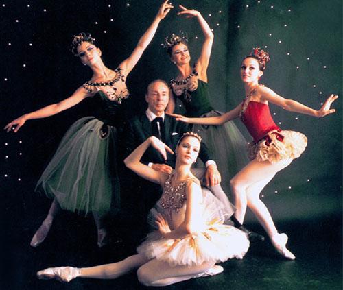 Balanchine, Jewels