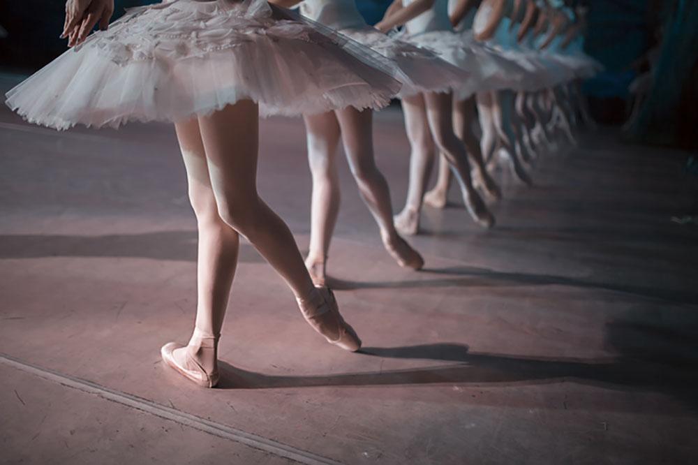 Russian Style Ballet