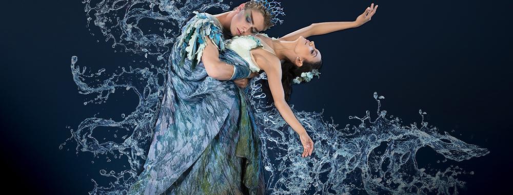 Ballet Arizona's Napoli dancer's in action