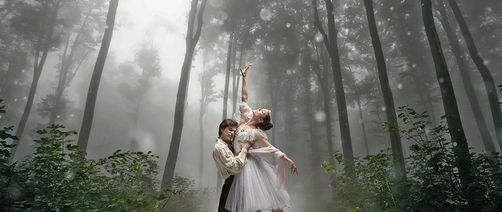 dancer's in famous romantic ballets