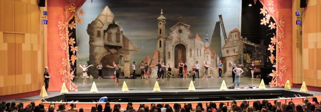 Famous Romantic Ballets