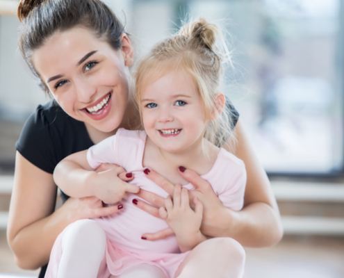 Preparing Your Toddler for Their First Creative Movement Dance Class