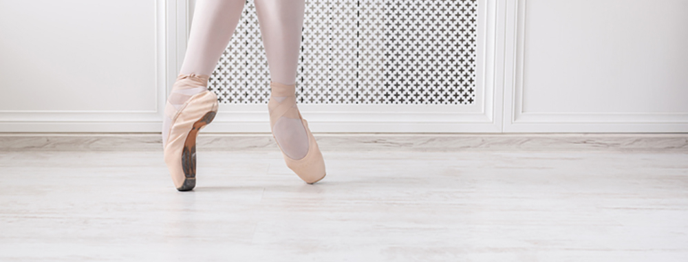 4 Tips for Improving Your Ballet Arch